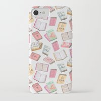 books iPhone & iPod Cases featuring Books by Abby Galloway