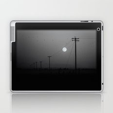Melancholic Moon Laptop & iPad Skin
