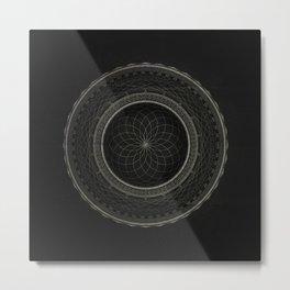 Inner Space 1 Metal Print