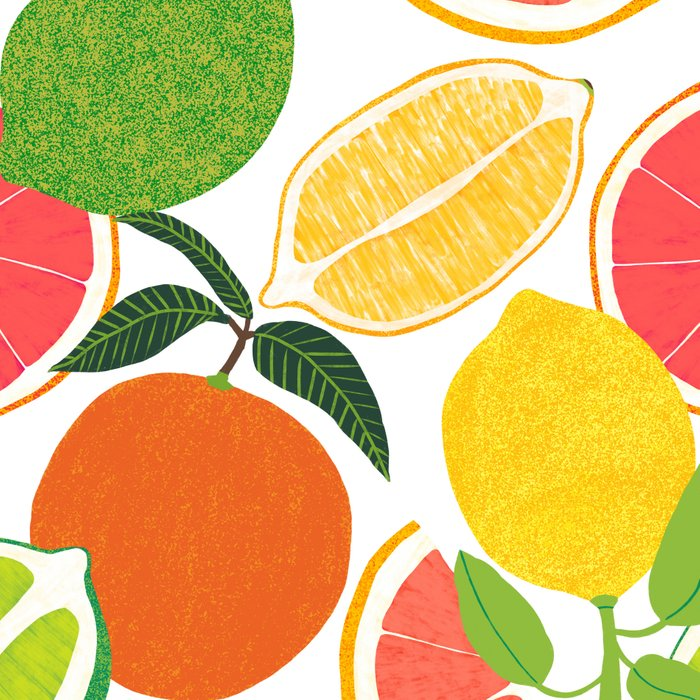 Citrus Harvest Leggings