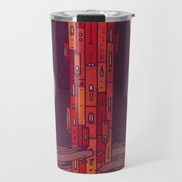 'Neath the Tower of Incomprehensible Sorcery Travel Mug