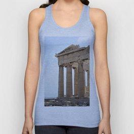 Parthenon. Unisex Tank Top
