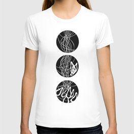 Three circles T-shirt