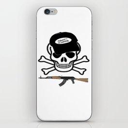 Airsoft Warrior iPhone Skin