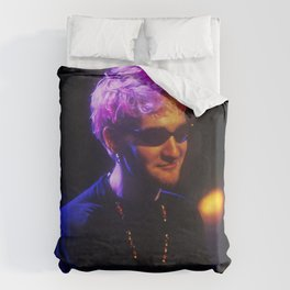 Layne Staley Alice in Chains Duvet Cover