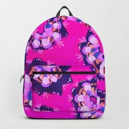 Pink Nevada Rose Backpack