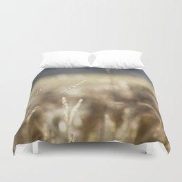 Prairie Grass Duvet Cover