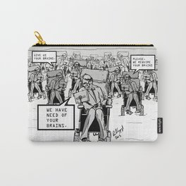 Stephen Hawking dead Carry-All Pouch