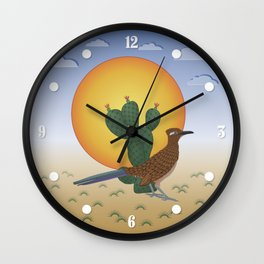 Soul of the Southwest Wall Clock
