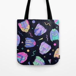 Windbreaker Bliss Tote Bag