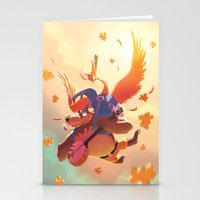 banjo Stationery Cards featuring Banjo Kazooie by Felo