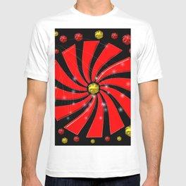 Golden Windmill T-shirt