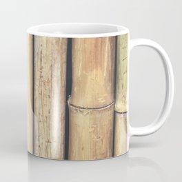 Vintage Retro Bamboo Coffee Mug