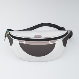 Moon Plant Fanny Pack