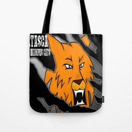 Itasca Wampus Cats Tote Bag