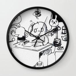 confusion#1 Wall Clock