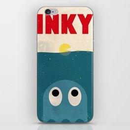 INKY iPhone Skin