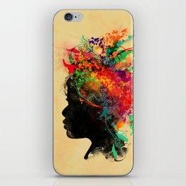 Wildchild iPhone Skin