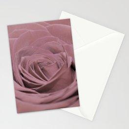Light Pink Rose Stationery Cards
