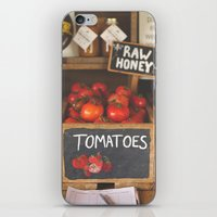 tom selleck iPhone & iPod Skins featuring tom tom  by madelyn anthony