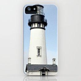 Yaquina Head Lighhouse iPhone Case