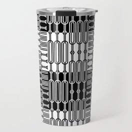 Bosque Black&White Travel Mug
