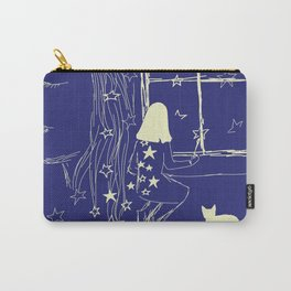 Painting stars Carry-All Pouch