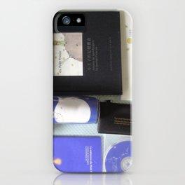 Table Garden-VIII iPhone Case