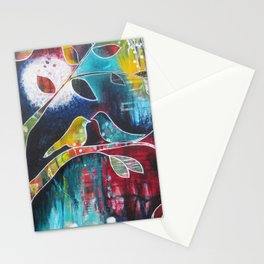 Love and its Many Colours Stationery Cards