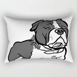 Bully Rectangular Pillow