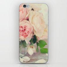 Still Life English Roses iPhone & iPod Skin