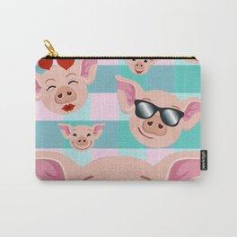 Piggy Pals Carry-All Pouch