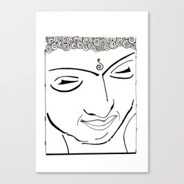 Buddha XIV Canvas Print