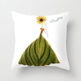 Bella De Ball Throw Pillow