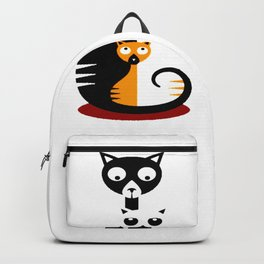 Cats Family Backpack
