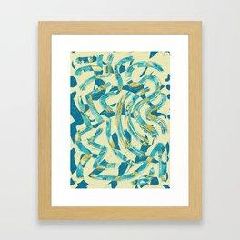 Pattern № 67 Framed Art Print
