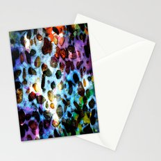 Pebbles In Snow Stationery Cards