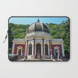 Baile Herculane railway station Laptop Sleeve