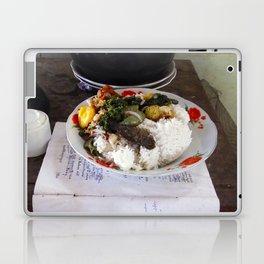 Buddist Food Offering Laptop & iPad Skin