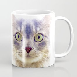 Meowface Coffee Mug