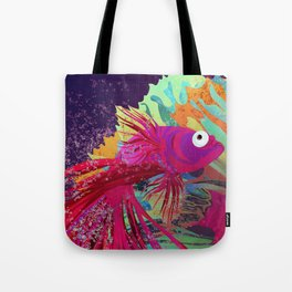 Pisces #3 Tote Bag