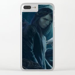 The Prince Of Midnight Clear iPhone Case