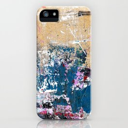 Accidental Abstraction 04 iPhone Case