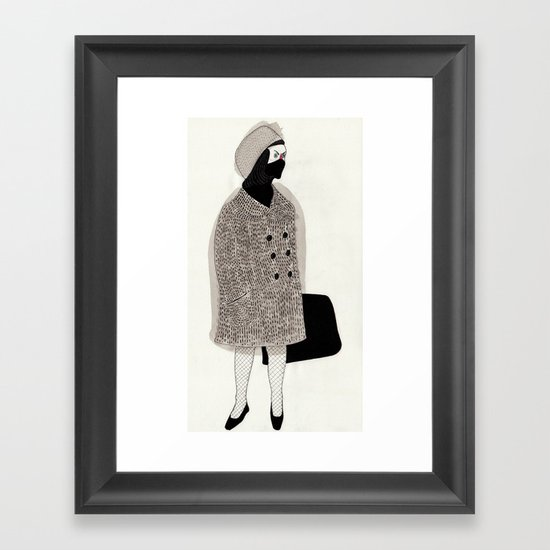 untitled_081013a Framed Art Print