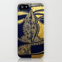 The Masks Within iPhone Case