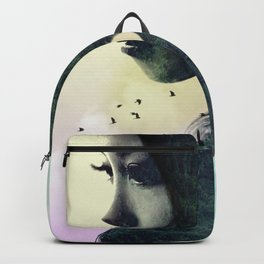 CONTEMPLATION FOREST Backpack