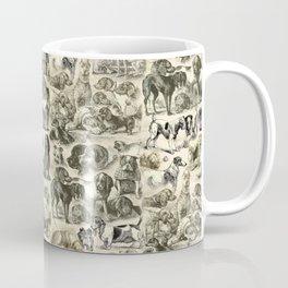 KENNEL - OVER 20 DOG BREEDS COLLAGE Coffee Mug