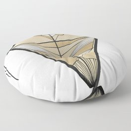 Tethered Floor Pillow