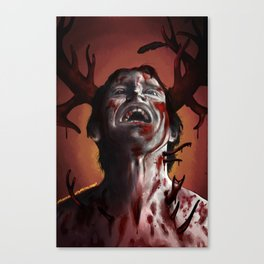 The Becoming Canvas Print