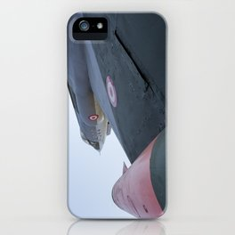 Lockheed F-104 Starfighter iPhone Case